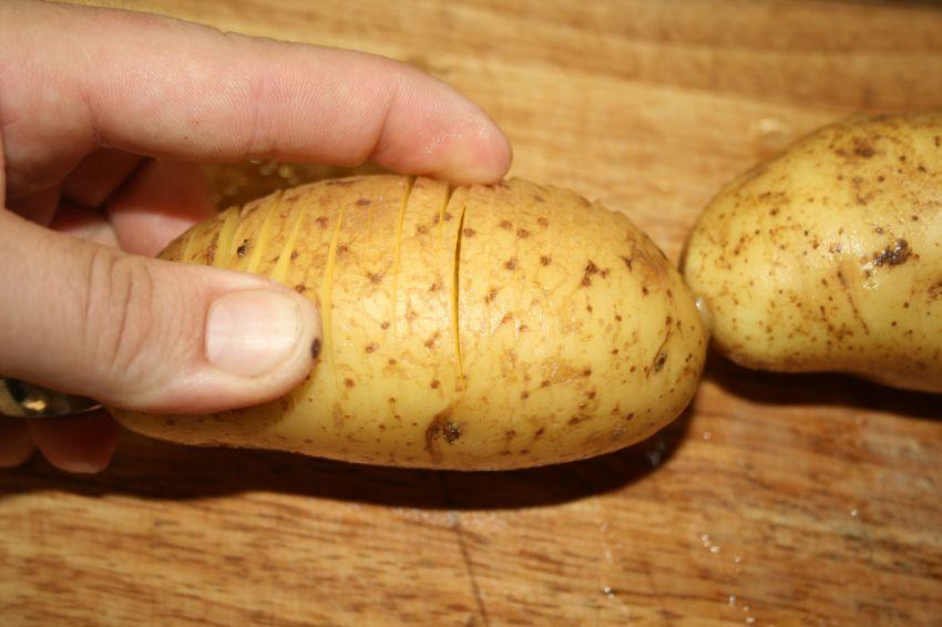 Картошка на шампурах рецепт фото