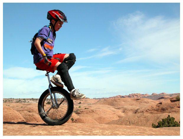 Как сделать велосипед с одним колесом