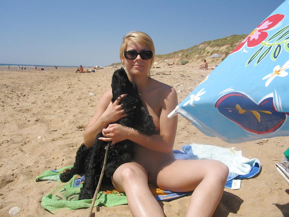 домашнее фото на нудиском пляже